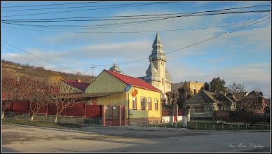 "Photo: Biserica Ortodoxa ""Sfânta Treime "" (Biserica Șovagăilor) de pe Str. Salinelor, Nr.10 - 2017.12.05"