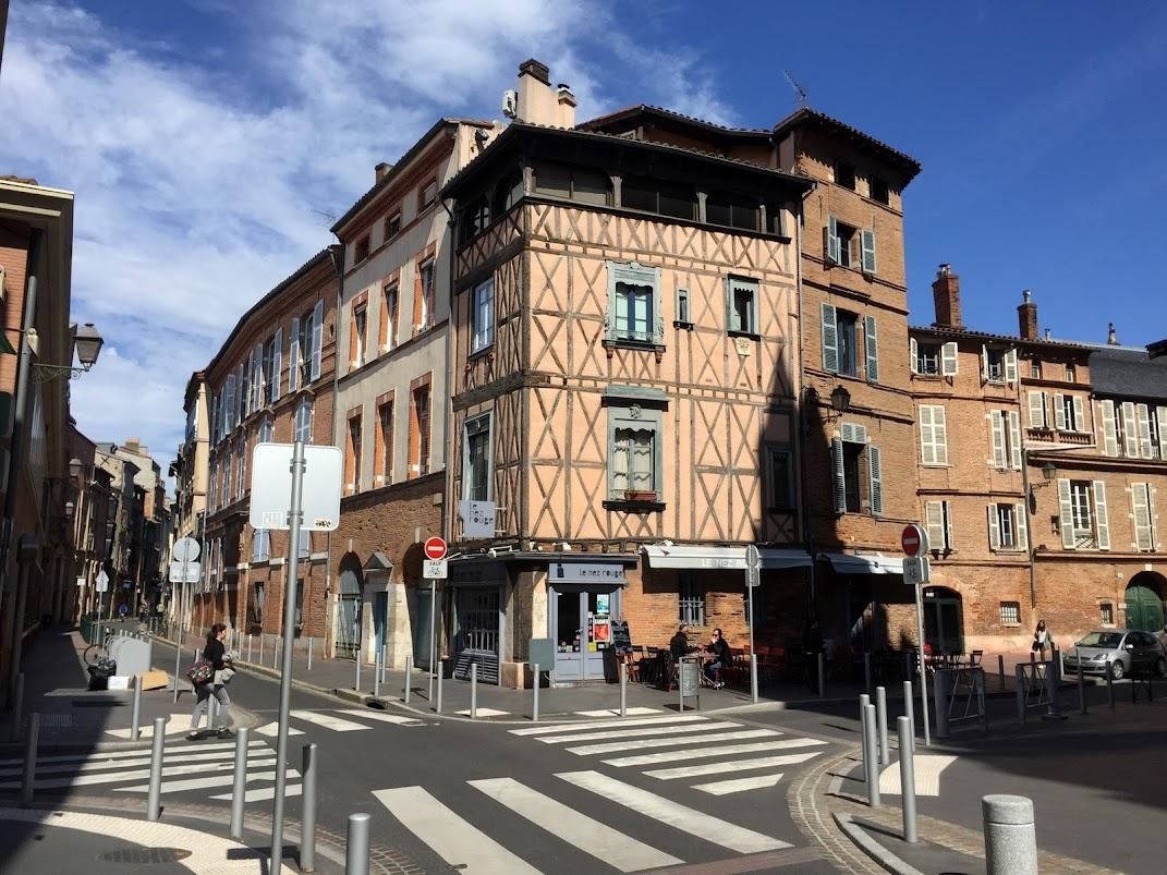 Тулуза, Миди-Пиренеи, Франция
