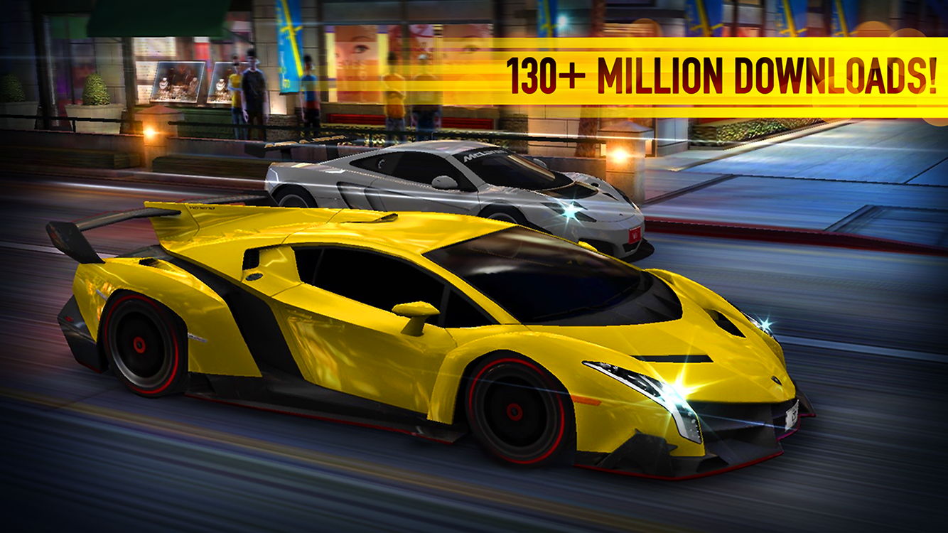 CSR Racing- screenshot