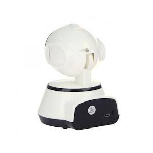 Camera Smart Wifi cu rotire 180, transmisie LIVE si monitorizare prin telefon