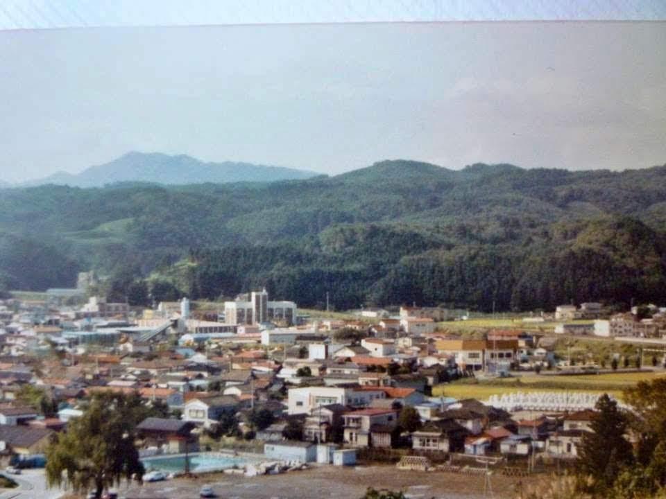 昔懐かしい志津川町の風景写真1