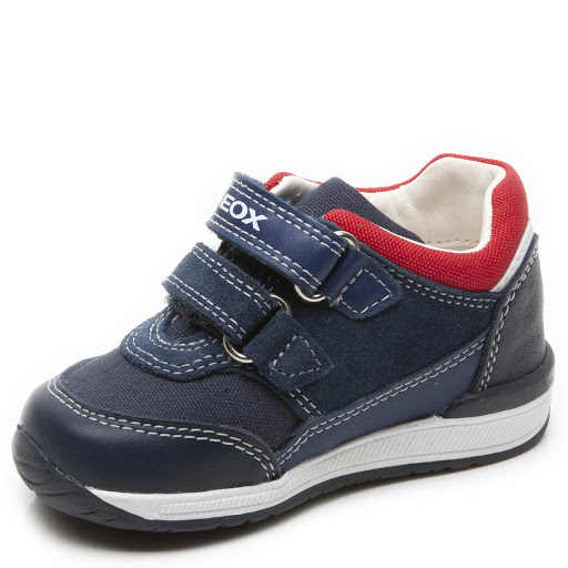 Thumbnail images of Geox Rishon Boy Trainer