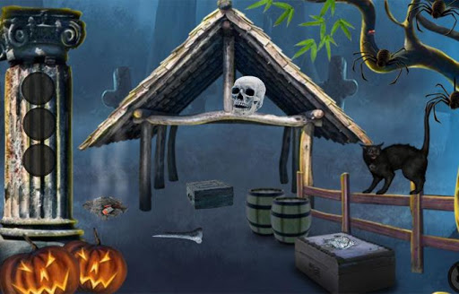 玩免費解謎APP|下載Escape Game-Halloween Horror 2 app不用錢|硬是要APP