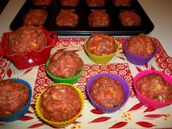 Place each into prepared pan or cupcake liners. If making a loaf, just make...