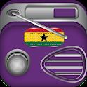 Radio Ghana : Online Ghana FM AM Music icon