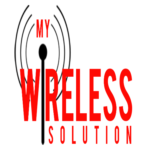 My Wireless Solution. LOGO-APP點子