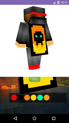 3D Cape Editor for Minecraft 1.2.1 screenshots 5