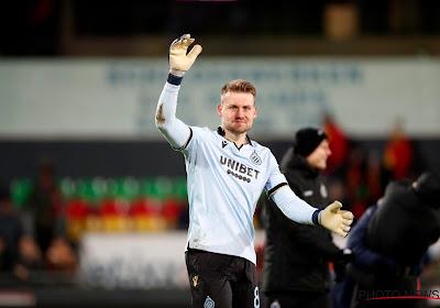 Simon Mignolet se confie après la victoire du Club et son retour au Stayen