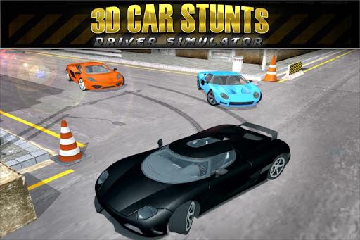 Extreme Car Drive Stunts Sim
