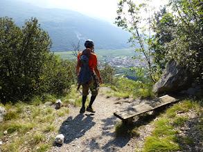 """Photo: Sentiero attrezzato """"Le Cavre"""""""