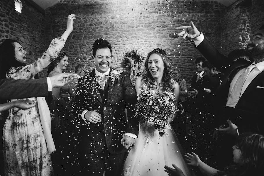 Wedding photographer Aaron Storry (aaron). Photo of 26.04.2017