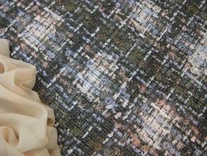 Photo: Ткань: шанель (хлопок), ш. 140 см., цена 5200р. Ткань: муслин , ш. 145 см., цена 2500р.