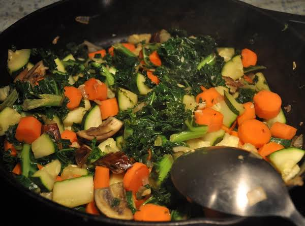Kale The Supervegetable Recipe