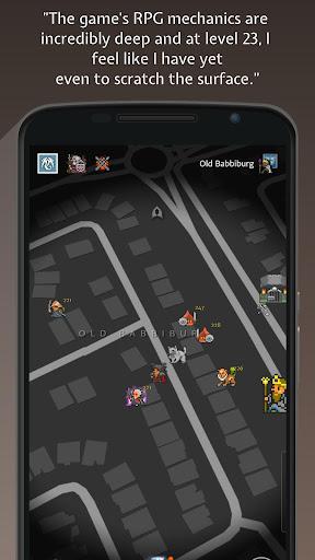 Orna: The GPS RPG 2.2.0 screenshots 5