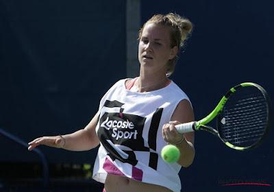 Ysaline Bonaventure klopt landgenote Maryna Zanevska en staat op één match van hoofdtabel Roland Garros