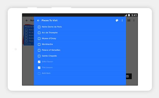 玩免費生產應用APP|下載Notebook - Take Notes, Sync app不用錢|硬是要APP