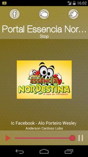 Portal Essencia Nordestina