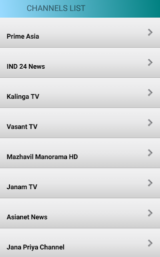Indian :Live Tv-Channels