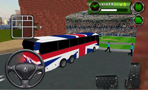 Cricket Cup Bus 1.8 screenshots 21
