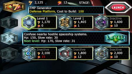 Galaxy Defender: Battlestation 1.09 screenshot 25749