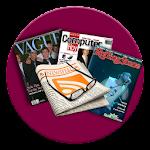 Diarios y Revistas Icon