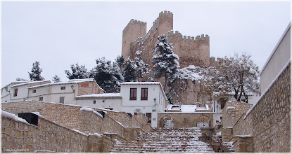 Photo: Casillo de Almansa http://www.viajesenfamilia.it