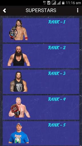 Wrestling Zone 2.0 screenshots 8