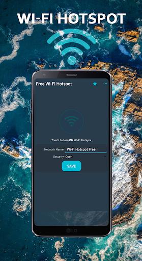 Free Wifi Hotspot Portable 3.3 screenshots 2