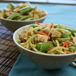 Spicy Thai-Style No-Cook Stir-Fry Recipe