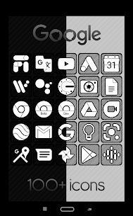 Raya Black Icon Pack – 100% Black (MOD, Paid) v24.0 2