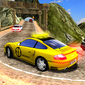 Mountain Taxi Driver: 3D Sim for PC and MAC