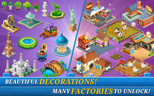 Supermarket City : Farming game 5.3 Screenshots 4
