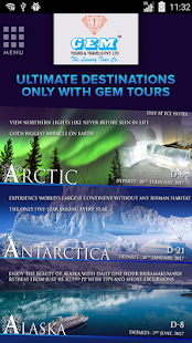 GEM Tours & Travels- screenshot thumbnail