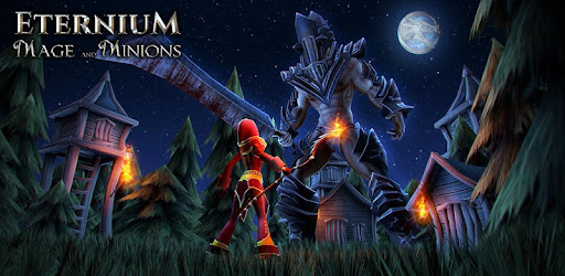 Eternium: Mage And Minions game (apk) free download for Android/PC/Windows screenshot