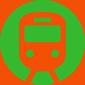 京都市営地下鉄乗降位置アプリ