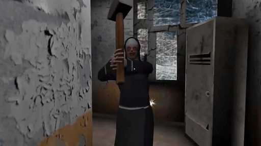 Scary House: Nun Edition 1.0 screenshots 1