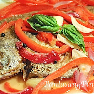Fish Escabeche