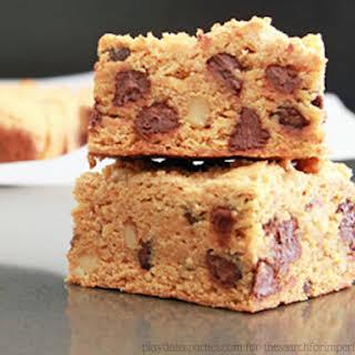Chocolate Chip Cookie Bars.