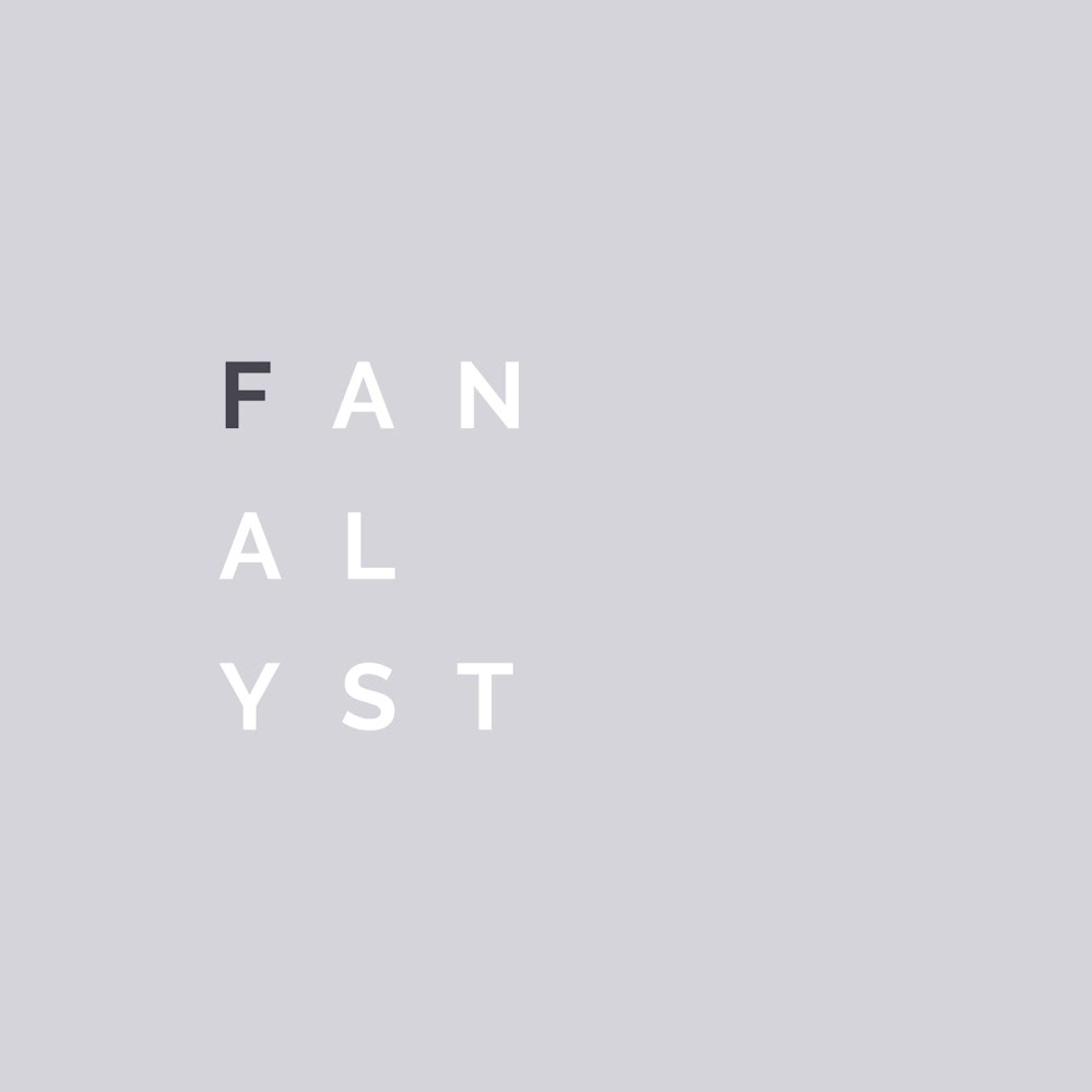 Fanalyst Inc. - Logo Template