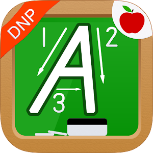 ABCs Kids Vocabulary Write DNP for PC and MAC