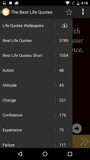 The Best Life Quotes screenshot 2