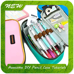 Awesome DIY Pencil Case Tutorials