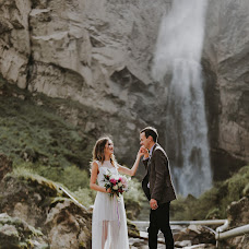 Wedding photographer Aleksandra Sych (AlexSich). Photo of 23.06.2017