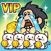 부자왕 키우기 VIP - 미친 중독성 클리커 게임 대표 아이콘 :: 게볼루션