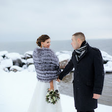 Wedding photographer Yuliya Gorbunova (uLia). Photo of 28.11.2017