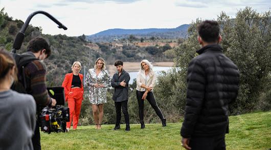Varios cantantes famosos participan en la nueva campaña de FruitVegetablesEUROPE