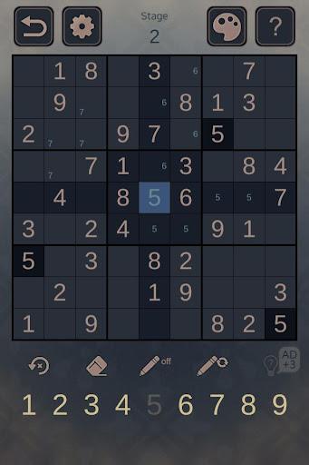 Wolf And Moon : Sudoku apkdebit screenshots 8