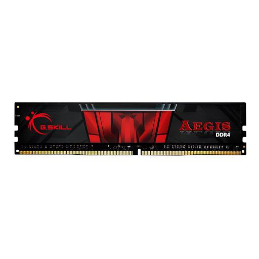 Bộ nhớ/ Ram DDR4 G.Skill Aegis 8GB (2666) F4-2666C19S-8GIS