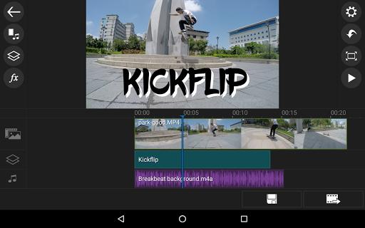 Apl editor vídeo PowerDirector screenshot 9