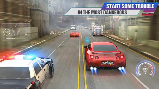 Crazy Car Traffic Racing Games 2020: New Car Games apkdebit screenshots 8